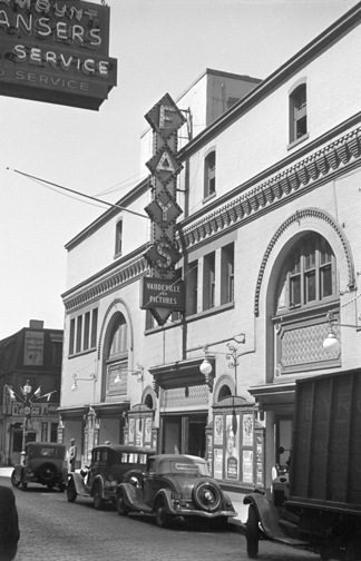Rhode Island Street San Francisco